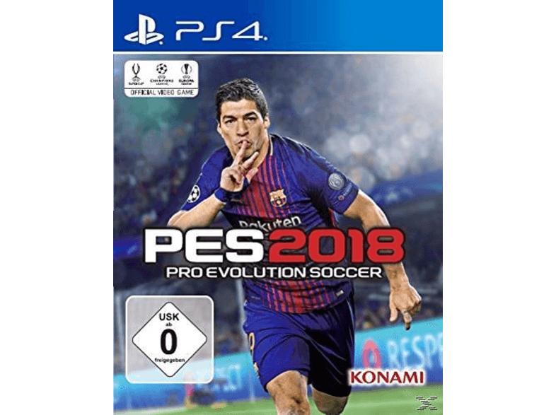 Pro Evolution Soccer 2018 (PlayStation 4) inkl. Versand für 31,98€