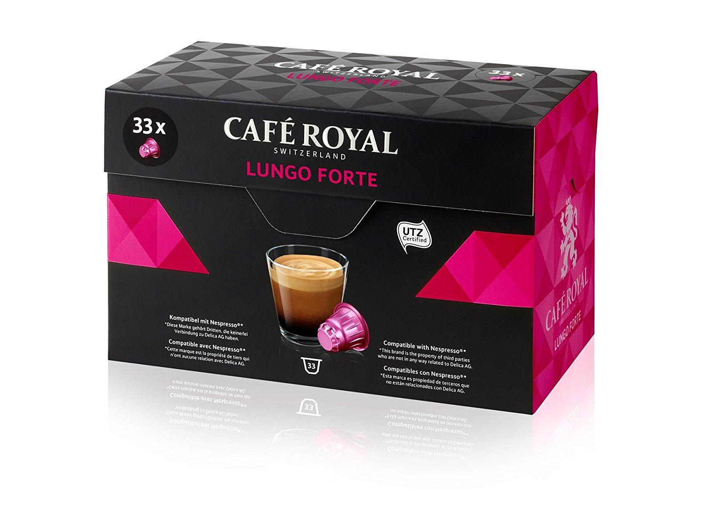 [Amazon.de] Café Royal - diverse Kapsel und Bohnenkaffeevarianten reduziert