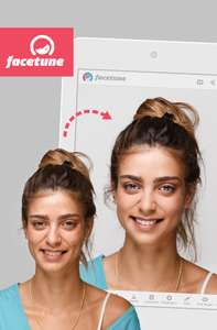 [Google Play] Facetune 0,10€ statt 5,99€!