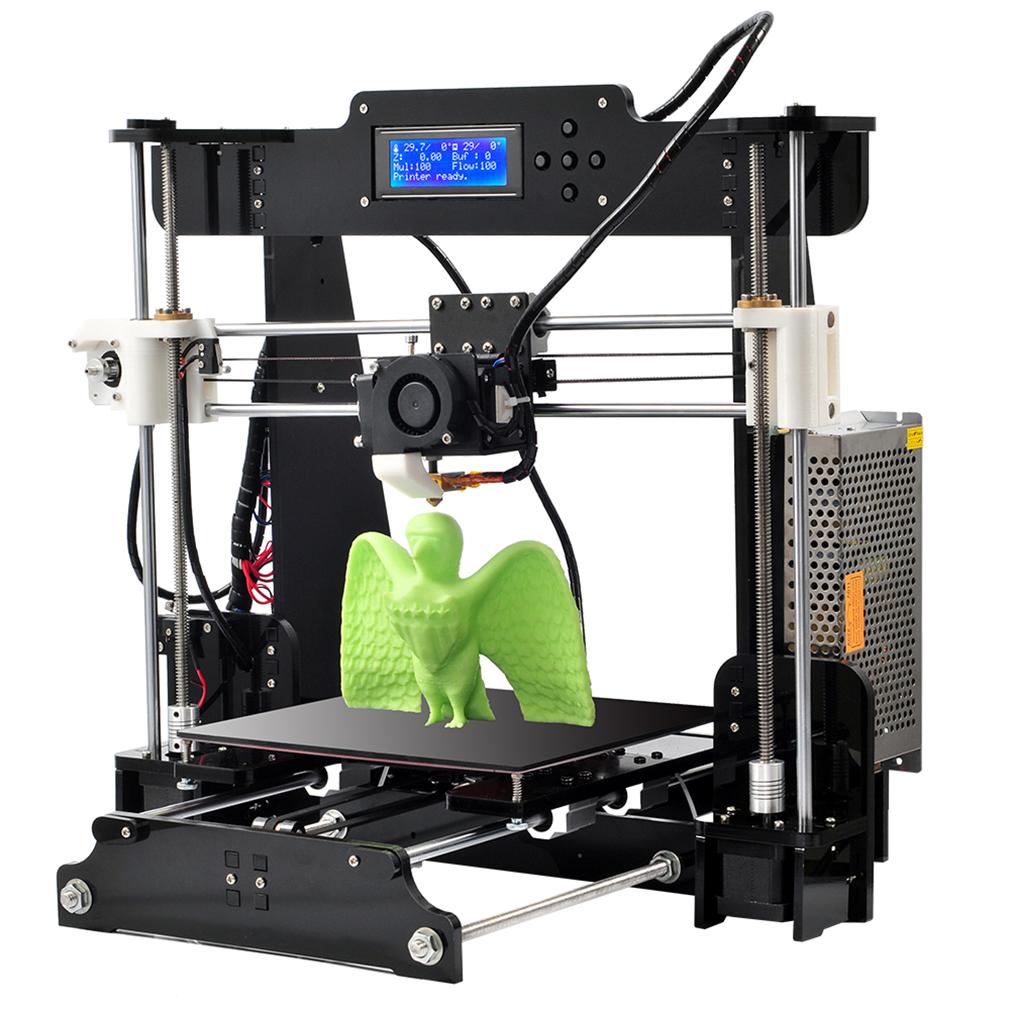 [Gearbest] Anet A8 3D Drucker für 111 € - 34% Ersparnis