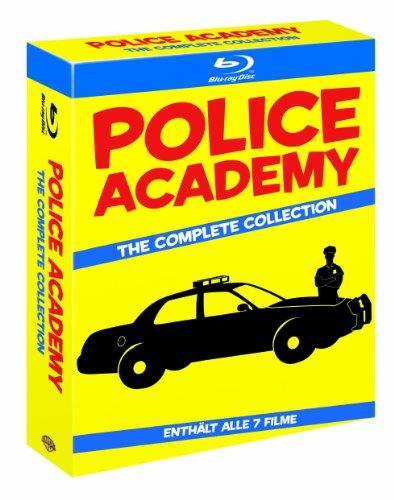 Amazon.de Police Academy Collection, Teil 1-7 (Blu-ray) um 19,36€ // Alternativ um 14,22€ bei zavvi.de