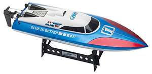 "LRP Electronic ""Deep Blue 450"" 2.4 GHz High-Speed Racing Boot um 24 €"