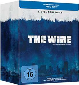 The Wire - Die komplette Serie (Blu-ray) für 45,55€ (Amazon)
