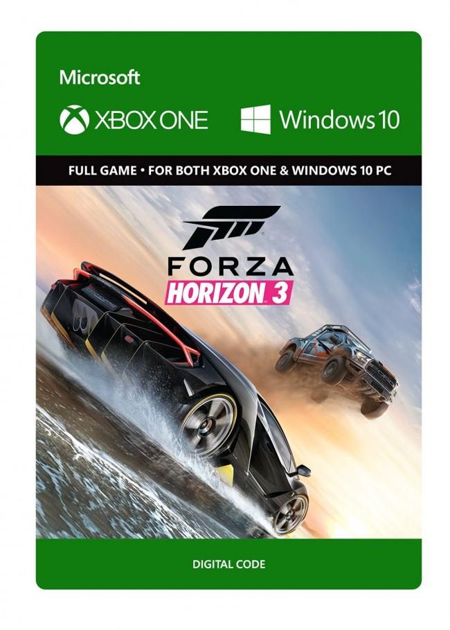 cdkeys.com: Forza Horizon 3 (Xbox One + PC) für 24,69€
