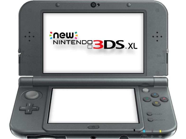 [8 bis 8 Nacht] NINTENDO New Nintendo 3DSXL für nur 177€
