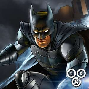 "iOS: ""Batman - The enemy within"" gratis"
