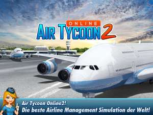 [iTunes] Air Tycoon Online 2 (iOS) kostenlos - BUhuhuhuh Apple!