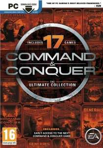 [Origins] Command and Conquer: The Ultimate Edition PC - CDKEY
