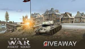 Gamesessions.com: Men of War - Assault Squad, gratis