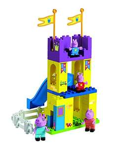 [www.AMAZON.de]  BIG 800057080 - Peppa PIG Fun Park (Duplo Lego kompatibel) für € 24,24 PVG € 56,94
