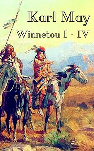[Amazon.de]  Okt 2017 Winnetou I-IV: Vollständige Ausgabe aller vier Bände (Kindle Ebook) gratis
