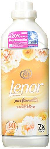 [Amazon] Lenor Weichspüler Perle und Pfingstrose, 6er Pack (6 x 900 ml) 1,26€/l statt 2€/l  ~37% sparen