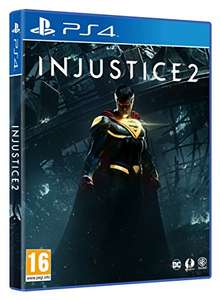 Amazon.co.uk: Injustice 2 (PS4/Xbox One) um 28,51/27,39€
