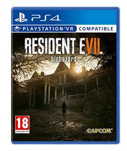 Amazon.co.uk: Resident Evil 7 (PS4 / Xbox One) um 19,90€