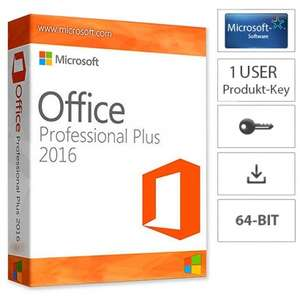 MS Office 2016 Professional Plus Activation Key Download - 96% Rabatt!