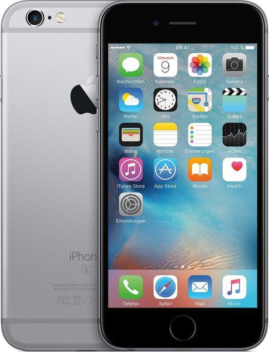 LogoiX: Apple iPhone 6S (32GB) um 449 € - Bestpreis - 11%