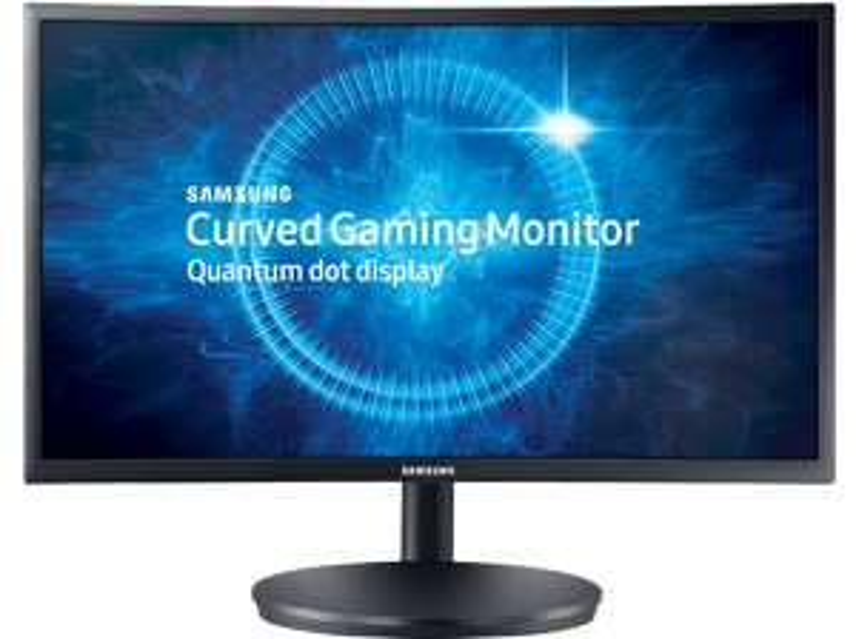 Mediamarkt- Superdeal: SAMSUNG Gaming-Monitor C24FG70 23.5 Zoll (LC24FG70FQUXEN) um 229,- Euro