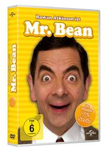 Mr. Bean - Die komplette TV-Serie (3 DVDs) für 5,48 € [Amazon Prime]