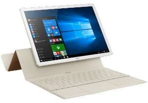 Media Markt: Huawei MateBook (12 Zoll) Tablet-PC (Intel Core M5, 8GB, 256GB SSD) für 519€