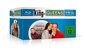 Amazon.de: King of Queens Superbox um 50,48€ (9 Staffeln, 18x Blu-ray)