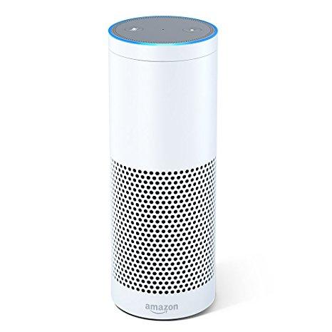 """""""Abverkauf"""" Amazon Echo, weiß"""
