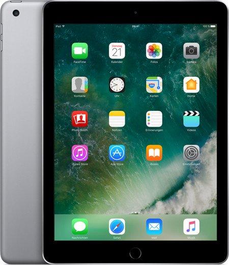 (Grenzgänger) Media Markt Schweiz: Apple iPad (2017) um 260 € - Bestpreis - 30%