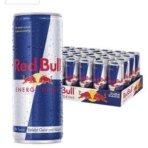 [Amazon.de] Red Bull 24er Tray für 17,14€ (mit 15% Spar-Abo)