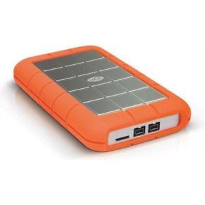 """2.5"""" FireWire Gehäuse mit USB3 (und 500MB HD)"""