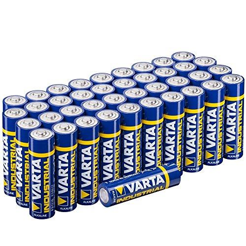 [Amazon.de][Prime] Varta Batterien Mignon AA LR6 Vorratspack 40 Stück für 8,99€