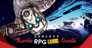 Humble Endless RPG Lands Bundle @HumbleBundle - Borderlands - Van Helsing
