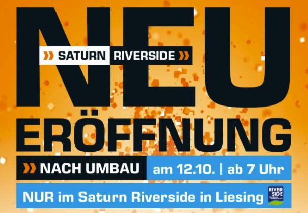 [Saturn Liesing] Neueröffnung am 12.10 ab 07:00Uhr - zB. Beats EP On-Ear-Kopfhörer für 49€