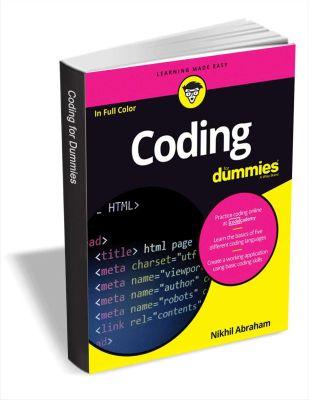 Coding for Dummies (Ebook) kostenlos (Englisch)