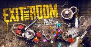[Exit the Room] - 50% auf Escape Room Games in Wien