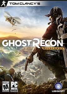 Amazon.com: Tom Clancy's Ghost Recon Wildlands um 12,65€ // Wildlands Deluxe Edition um 21,10€