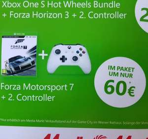 Game City Wien Market Place mit div. Angeboten - u.a. mit The Evil Within 2 (PS4 / Xbox One) für 45€ / Forza 7 (Xbox One) für 42€