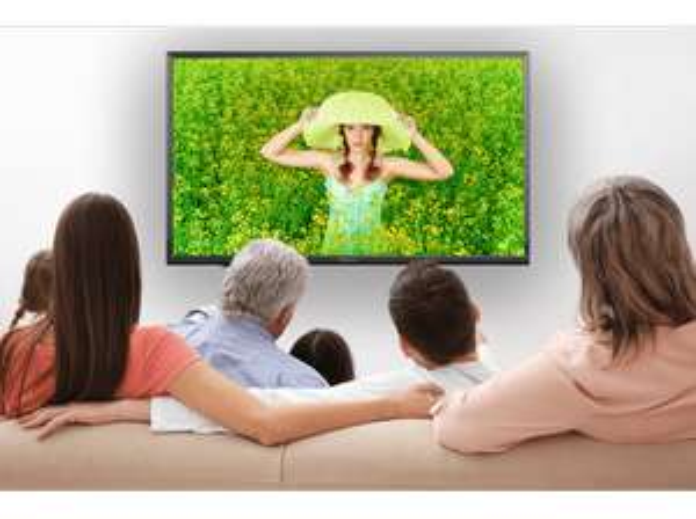 [Media Markt Online] 32 Zoll bis 55 Zoll Fernseher zum Bestpreis: Beispiel Strong SRT55FX4003 Full HD Fernseher um € 349,- statt € 438,-