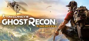 [STEAM] -50% auf Tom Clancy's Ghost Recon® Wildlands (alle Editionen)[PC]