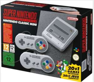 Super Nintendo Classic Mini um 79€ bei Lemax4you