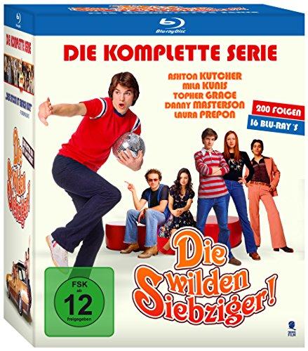 [Amazon.de] Die wilden Siebziger Komplettbox auf Blu-ray mit 200 Folgen für 30,23€
