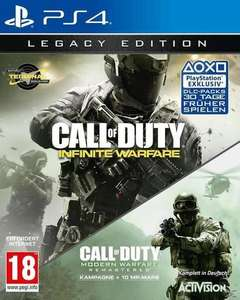 [Libro] [PS4] Call of Duty: Infinite Warfare - Legacy Edition