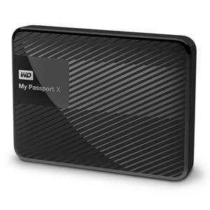 "Western Digital WD My Passport X 2TB (2,5"" - Recertified) für 54,99€"