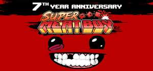 Super Meat Boy für 1,39€ - direkt bei Steam