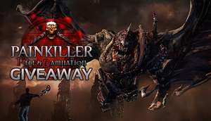 GameSessions.com: Painkiller Hell & Damnation (PC), gratis