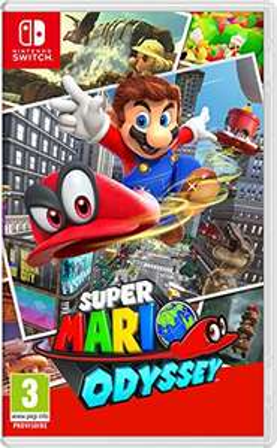 Amazon.fr: Mario Odyssey für 44,90€