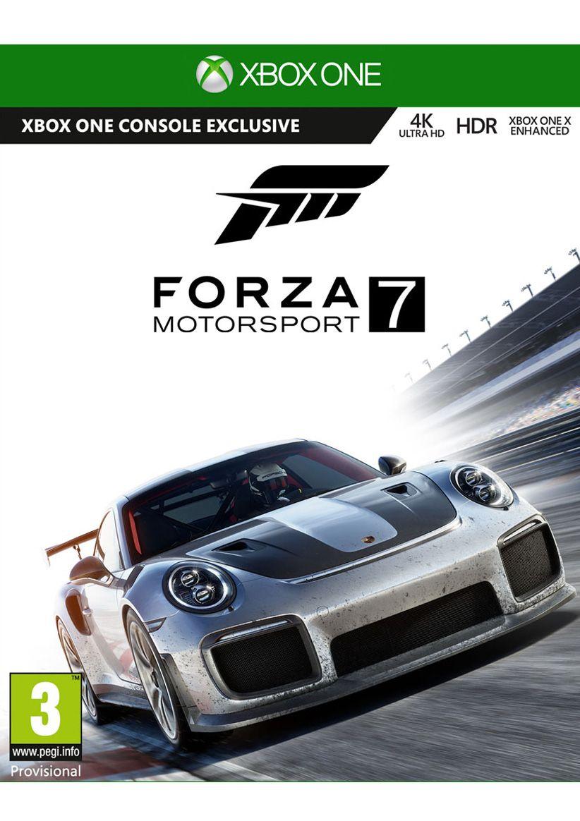 [SimplyGames] Forza Motorsport 7 (One) für 40,36 EUR inkl. VSK
