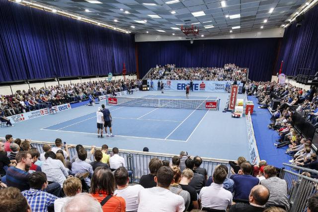 Freier Eintritt zu den Erste Bank Open (Tennis in Wien)