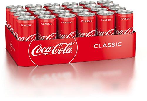 Coca-Cola, 24er Pack (24 x 330 ml) für 8,97€