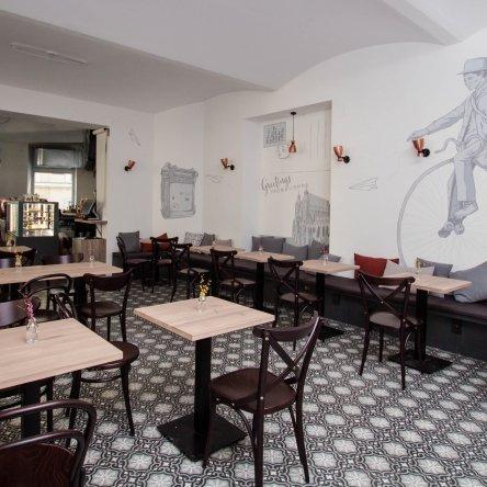 Café Telegraph: kostenloses Bier oder Spritzer zu jeder Hauptspeise (Studentenaktion in Wien!)