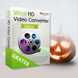 GRATIS WinX HD Video Converter Deluxe V5.10
