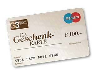 G3 Gerasdorf: 5% Rabatt auf Geschenkkarten ab 100€ als IKEA Family Mitglied